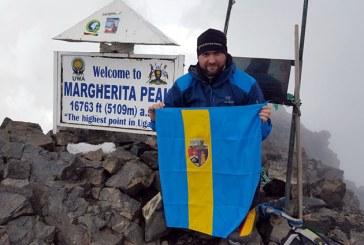 La inaltime: Avocatul Cristian Niculescu Tagarlas a cucerit din nou Africa (FOTO)