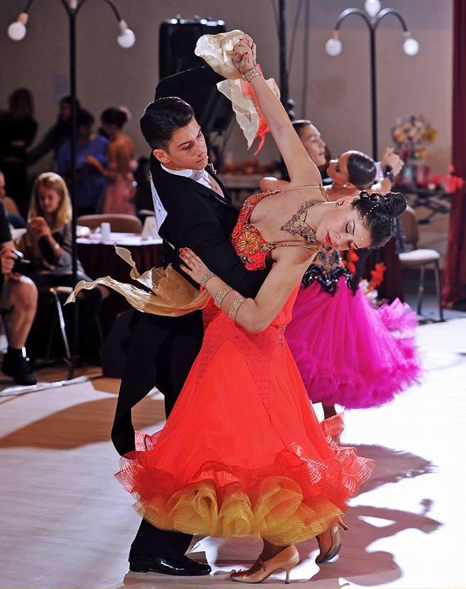 Dans sportiv: Pentru Emanuel si Roberta, anul a inceput cu un loc 1 in Italia si un seminar cu campioni mondiali