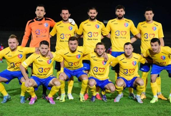 Fotbal: Jucatorii de la FCM Baia Mare si-au facut treaba; conducatorii, nu!