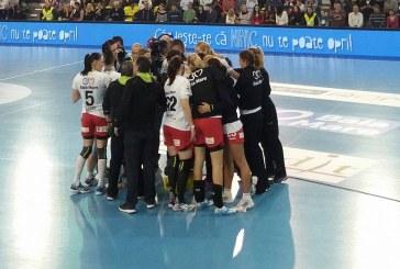 Handbal: HCM Baia Mare castiga primul meci din grupa principala si ramane cu sanse de calificare in sferturi