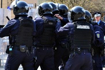 Un numar de 450 de suporteri ai echipelor Steaua si Dinamo au fost condusi la sediile Politiei si Jandarmeriei