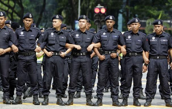 malaysian-police