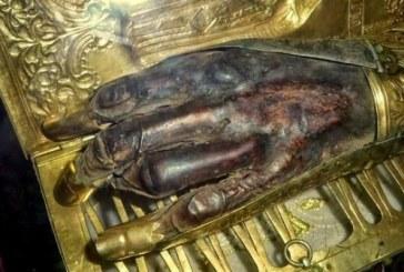 Preotul acuzat de furtul moastelor din Grecia, in fata Preasfintitului Iustin Sigheteanul. Ce masuri s-au luat