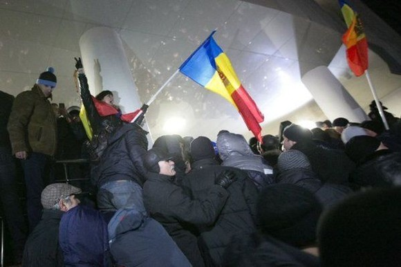 Republica Moldova: Urmarire penala in cazul violentelor de la Chisinau