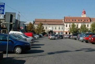 Baia Mare: Abonamentele anuale de parcare au fost puse in vanzare