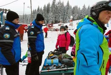 Un nou accident pe partiile de schi din Maramures