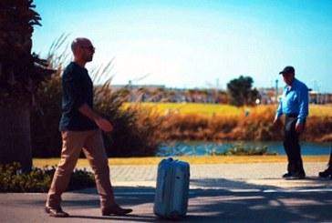 O firma israeliana a creat valiza care isi urmeaza singura proprietarul