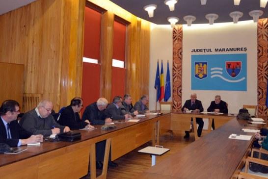 Reprezentantii persoanelor varstnice din Maramures s-au intalnit cu autoritatile judetene. Ce au discutat