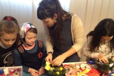 Baia Mare – Somaschi: Copiii din grupuri defavorizate invata sa scrie si sa citeasca (VIDEO)