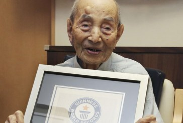 Cel mai varstnic barbat din lume a murit in Japonia la varsta de 112 ani