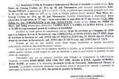Vanzare terenuri extravilane in Zalau – Extras publicatie vanzare imobiliara, din data de 02. 02. 2016