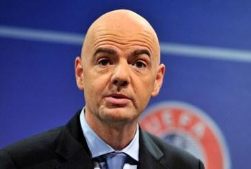 Fotbal: Gianni Infantino este noul presedinte FIFA