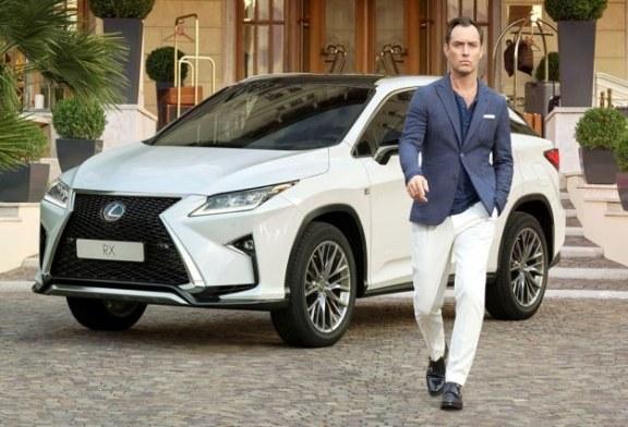 Se lanseaza noul Lexus RX in Romania