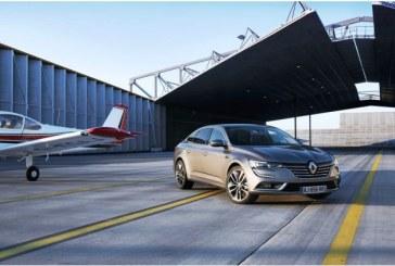 Renault Talisman disponibil de la 21.800 euro cu TVA inclus