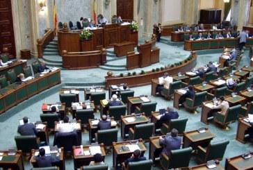 Senatul a adoptat legea darii in plata