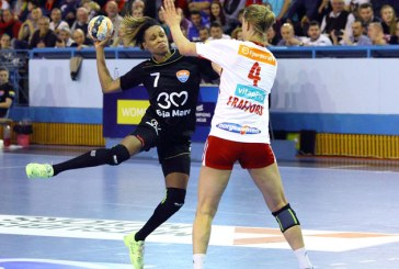 Handbal: HCM Baia Mare castiga in Franta si este aproape de sferturile de finala