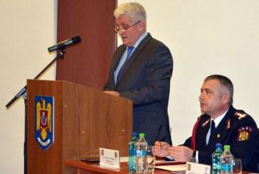 Prefectul Anton Rohian a prezentat bilantul activitatii Comitetului Judetean pentru Situatii de Urgenta Maramures