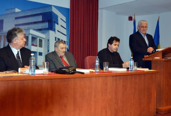 """Prefectul Anton Rohian a participat la prezentarea cartii """"File de cronica. Tinuturile Chioar, Codru, Lapus, Maramures"""""""