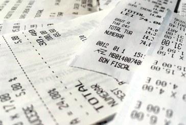 Bonurile castigatoare la extragerea Loteriei bonurilor fiscale sunt cele din 18 martie cu o valoare de 615 lei