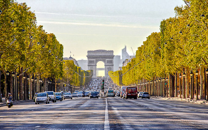 champs-elysees-paris-france-avenue