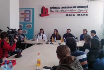 """Spitalul Judetean de Urgenta """"Dr. Constantin Opris"""" Baia Mare a intrat posesia video-bronhoscopului (FOTO)"""