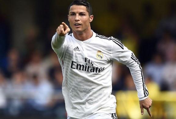 Fotbal: Cristiano Ronaldo, primul jucator din istorie care a marcat 100 de goluri in cupele europene