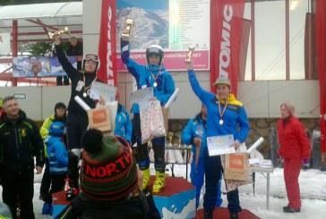 """Schi: C.S.S Baia Sprie, clasari pe podium la """"Cupa Corona"""" din Poiana Brasov"""