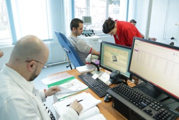 "PNL Baia Mare sustine campania ""Doneaza sange! Salveaza vieti!"" a tinerilor din Rotaract TEAM (VIDEO)"