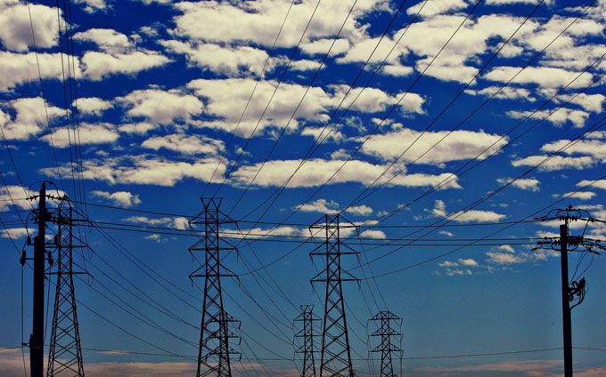 energie stalpi transelectrica