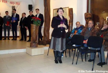Sculptorul Vida Gheza, evocat in Baia Mare (FOTO)