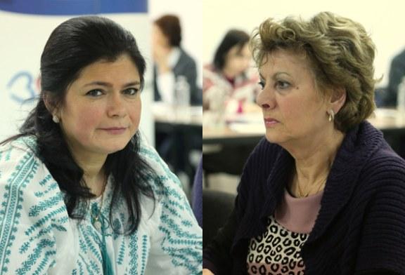 UPDATE – Pe surse: Lovitura de gratie! Gabriela Hofer si Elena Carausan, excluse din PSD