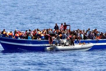 Marea Mediterana: Alti 44 de migranti au fost salvati de nava Alan Kurdi in largul coastelor libiene