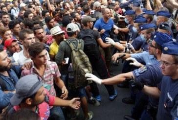 Austria si Slovenia selecteaza riguros migrantii la granita si ii intorc din drum pe cei respinsi