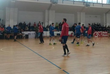 Handbal: Baietii de la Minaur au pierdut la Timisoara