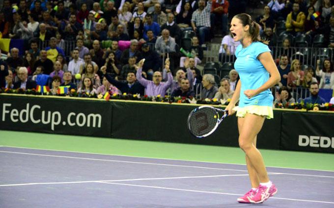 monica niculescu tenis