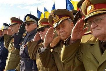 Campanie MApN de informare in privinta procesului de recalculare a pensiilor militare