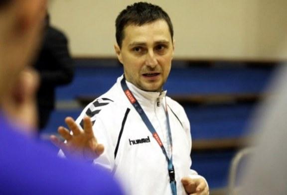 Radul Fotonea, noul antrenor al echipei HCM Minaur