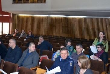 Baia Mare: Reuniune de lucru a Echipei Interinstitutionale Judetene Antitrafic