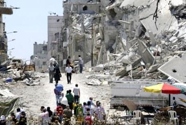 OSDO: Numarul mortilor inregistrati in conflictul din Siria a depasit 270.000