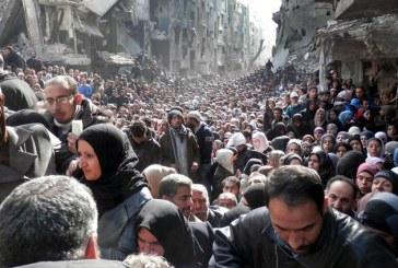 Siria: 470.000 de persoane au murit in cei cinci ani de razboi civil