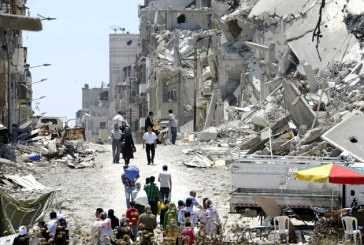 Razboiul din Siria: Peste 260.000 de morti, o populatie dezradacinata si o tara in ruine