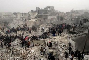 Banca Mondiala: Costul razboiului din Siria se ridica la circa 35 de miliarde de dolari