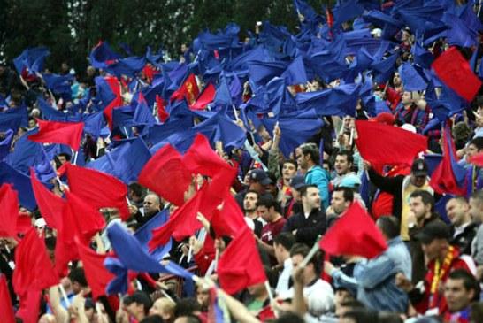 Sondaj CSCI: Steaua Bucuresti, cea mai simpatizata echipa de fotbal din Romania