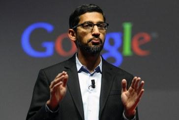 Seful Google, Sundar Pichai, cel mai bine platit director general
