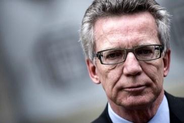 Ministrul german de interne atentioneaza tarile din UE sa nu paseze povara imigrantilor doar asupra Berlinului
