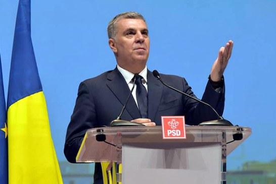 Valeriu Zgonea a fost exclus din PSD