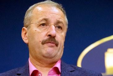 Vasile Dincu: Primarul e functionar public pe jumatate; are doar costurile, nu si beneficiile acestuia