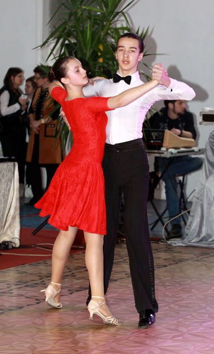 11. Calin Dunca & Dora Negrea