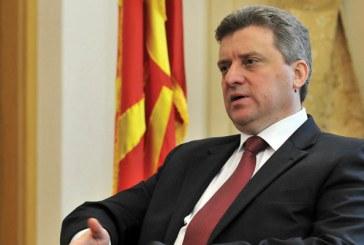 """Criza refugiatilor: Presedintele Macedoniei, furios ca tara sa trebuie sa plateasca pentru """"greselile UE"""""""