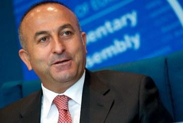 """Mevlut Cavusoglu promite ca lupta Turciei impotriva terorismului va continua """"cu toata forta"""""""